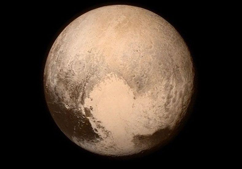 Video: las fotos de la llegada a Plutón