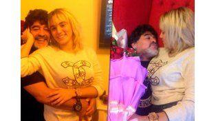 En medio del escándalo, Rocío Oliva festejó su cumpleaños con Diego