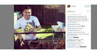 Lionel Messi celebró los 20 millones de seguidores en Instagram con un clip de fotos