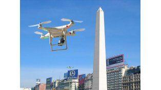 Ahora se necesita tener un registro especial para pilotear drones