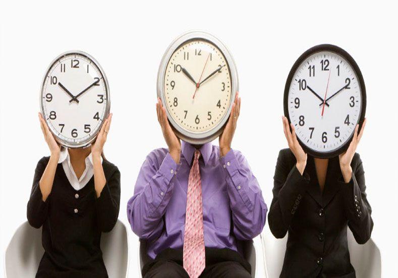 Las personas optimistas suelen relajarse con los horarios y tienden a ser las más impuntuales
