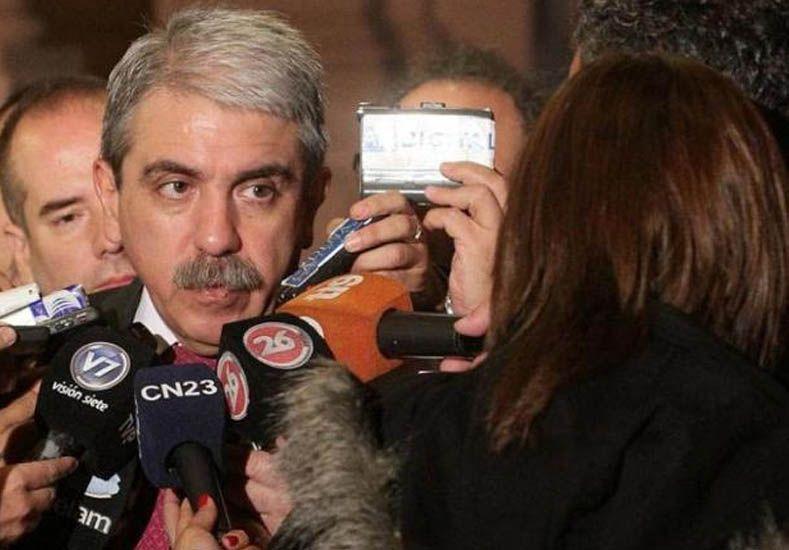 Aníbal Fernández calificó de falaz el informe de pobreza que realizó la Universidad Católica