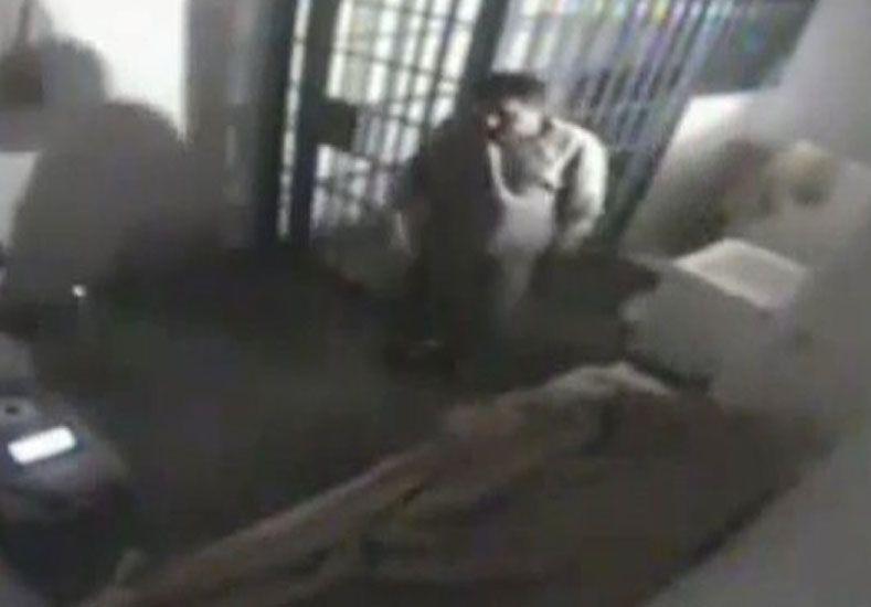 Dan a conocer cuatro videos de la fuga de Joaquín El Chapo Guzmán