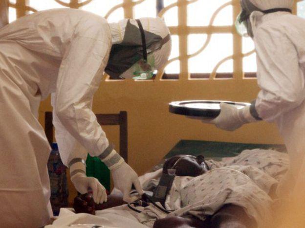 En Japón prueba un remedio post ébola