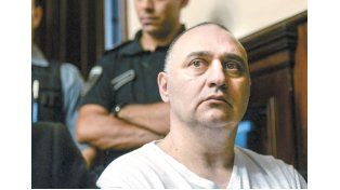 Acusado. El portero Jorge Mangeri.