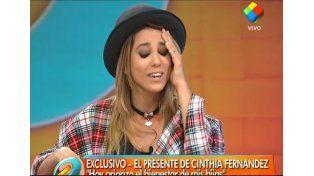 ¿Por qué Cinthia Fernández no encuentra momento para el sexo?