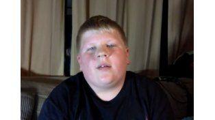 Un nene víctima de bullying contó en un video los hirientes insultos que recibe