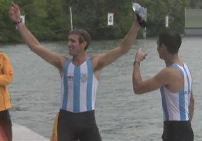 Remo y canoaje sumaron dos medallas de oro para la delegación argentina en Toronto