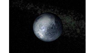 Llegó por primera vez una sonda espacial a Plutón