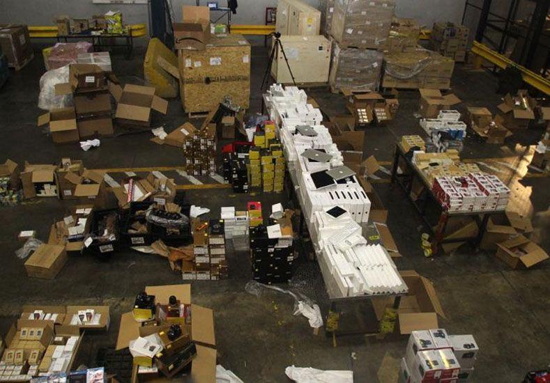 Procesaron por contrabando a comerciantes que vendían mercadería ilegal a través de Mercado Libre