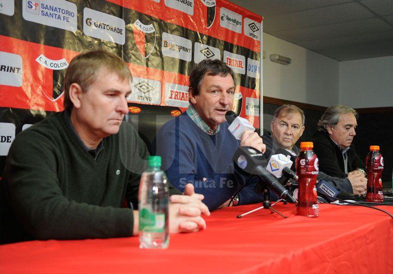 Víctor Godano habló de la parte política del club y aclaró cómo se dio la venta de Lucas Alario a River. UNO/Manuel Testi