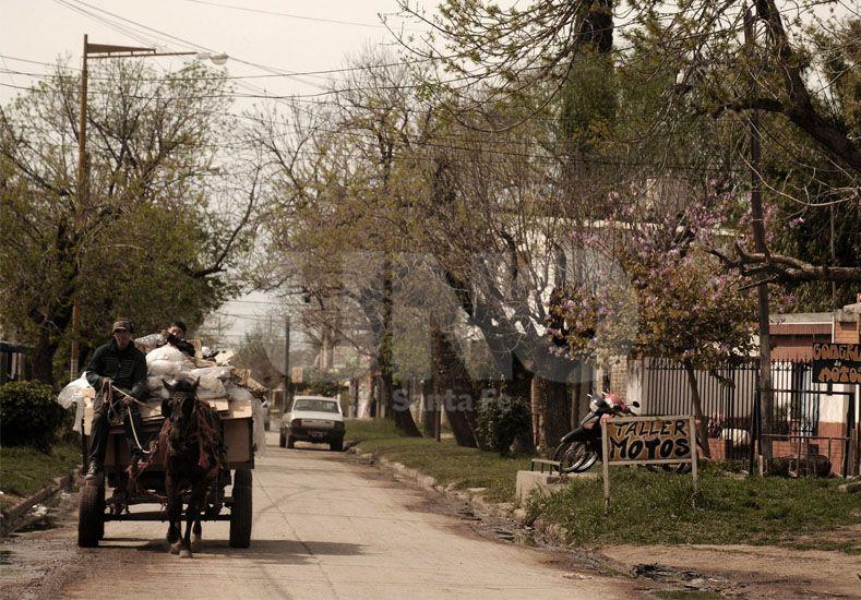 Trabajos urgentes. Le pedirán al jefe de Estado local que realice arreglos de calles y limpieza. UNO de Santa Fe/Juan M. Baialardo