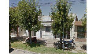 Imagen Street View.