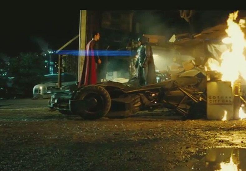 Revelaron el nuevo trailer de la película Batman vs. Superman