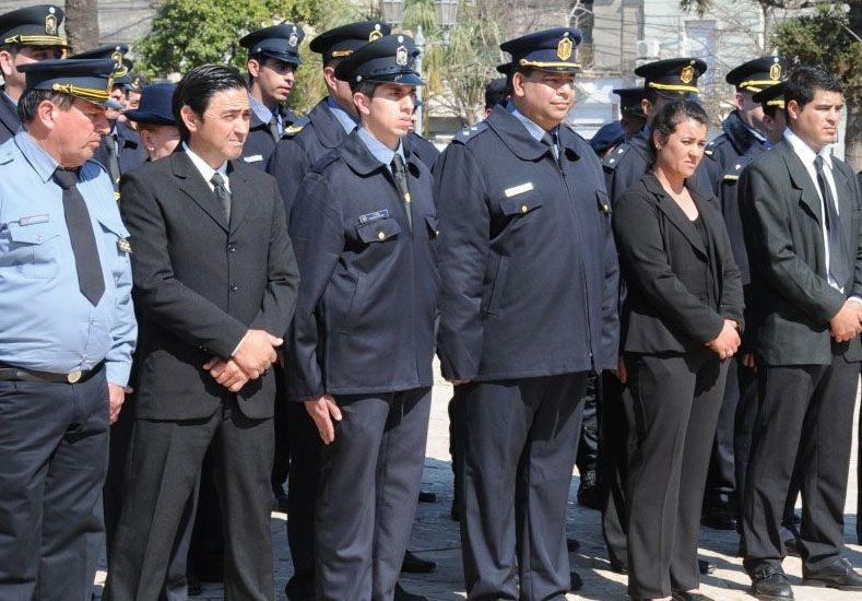 Abonarán la tercera cuota del pago retroactivo por ascensos policiales 2012
