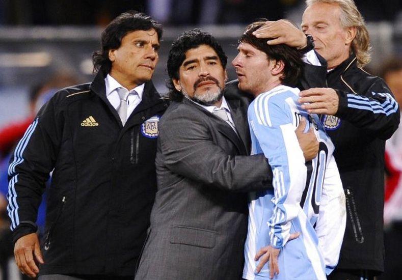 Déjense de hinchar las bolas con que a Messi hay que mimarlo