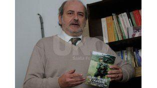 El periodista y abogado santafesino Ricardo Veglia publicó un libro sobre su experiencia de 1978