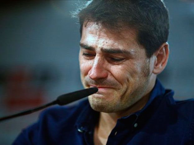 Emotivo: la reacción de Iker tras su despedida