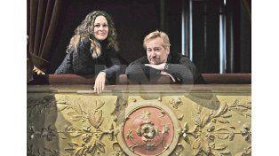 Excelencia. Combinan canto y actuación a la perfección./ Juan M. Baialardo.