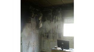 Roban armas y queman archivos de la fiscalía de San Javier