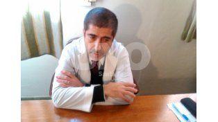 Respaldo. El Colegio de Médicos y Amra defendieron al director del Servicio de Ginecología