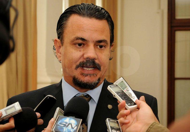 Ensañamiento. Así calificó el ministro la actitud de medios nacionales con el gobierno de la provincia en las elecciones.
