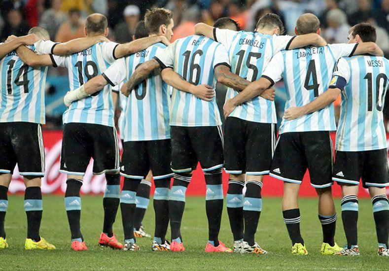 La AFA respaldó a la Selección de Martino: El orgullo de ser Argentina