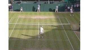 El sutil golpe de Federer, en una jugada increíble que paralizó a Murray
