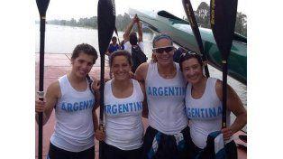 ¡Marche la primera medalla para Argentina!