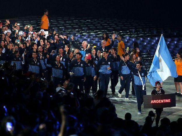 Emotivo video de la delegación argentina en Toronto