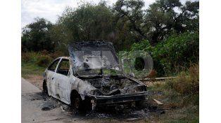 No hay denuncias ciudadanas por la quema de coches en la ciudad