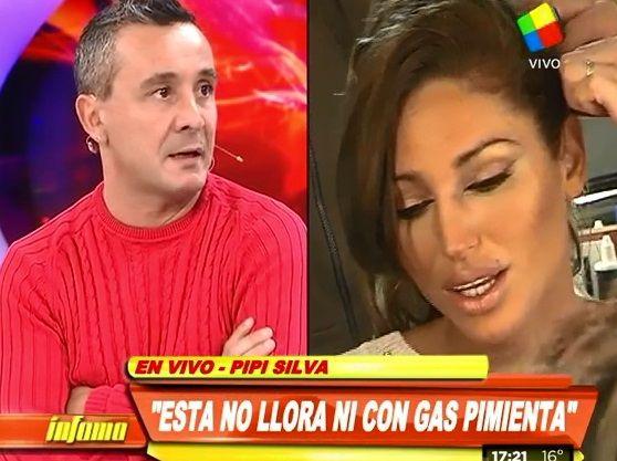 El ex novio de Vicky Xipolitakis dice que nadie cree en sus lágrimas