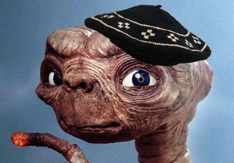 Un pampeano denunció que mató a un extraterrestre