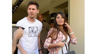 Tras el susto de Antonella: ¿a dónde se fue la familia Messi?