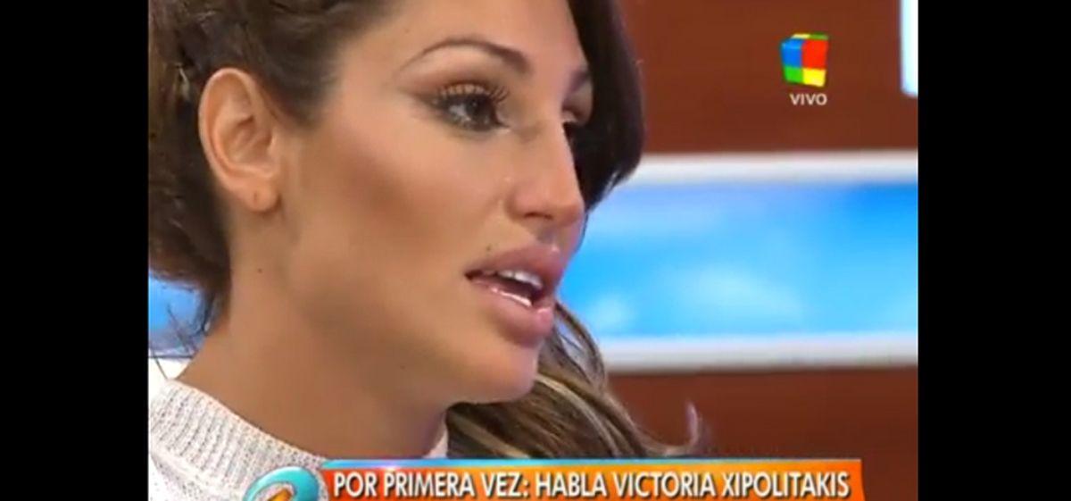 Fuerte repudio en Twitter ante la visita de Victoria Xipolitakis al programa Intrusos