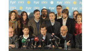 Buenos Aires: el FpV no apoyará a ningún candidato en el balotaje