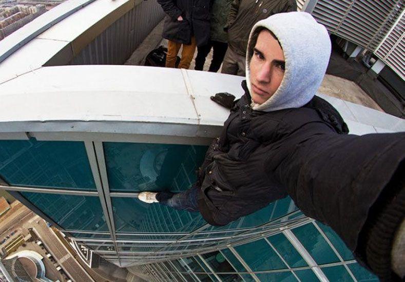 En Rusia crean la guía para evitar la muerte por una selfie