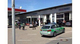 Tiroteo en Alemania: al menos dos muertos en el estado de Baviera