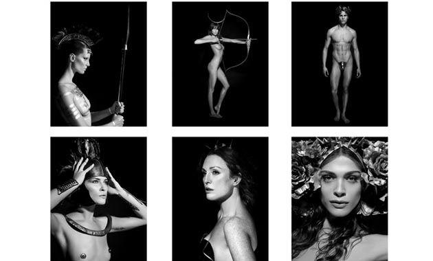 Publican el calendario más deseado con fotos que fueron censuradas en los últimos 50 años