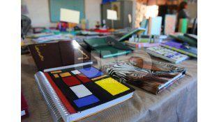 Exposición. El miércoles se realizó la muestra en la que hubo una gran variedad de productos. UNO de Santa Fe/José Busiemi