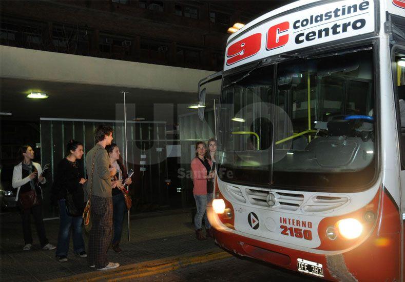 Transporte: es inminente el aumento del colectivo