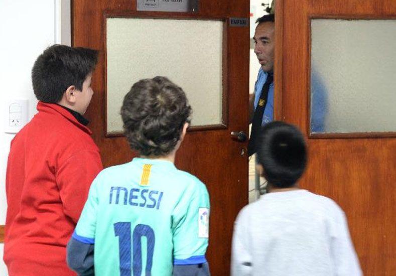 Antonella Roccuzzo, la mujer de Lionel Messi, fue dada de alta