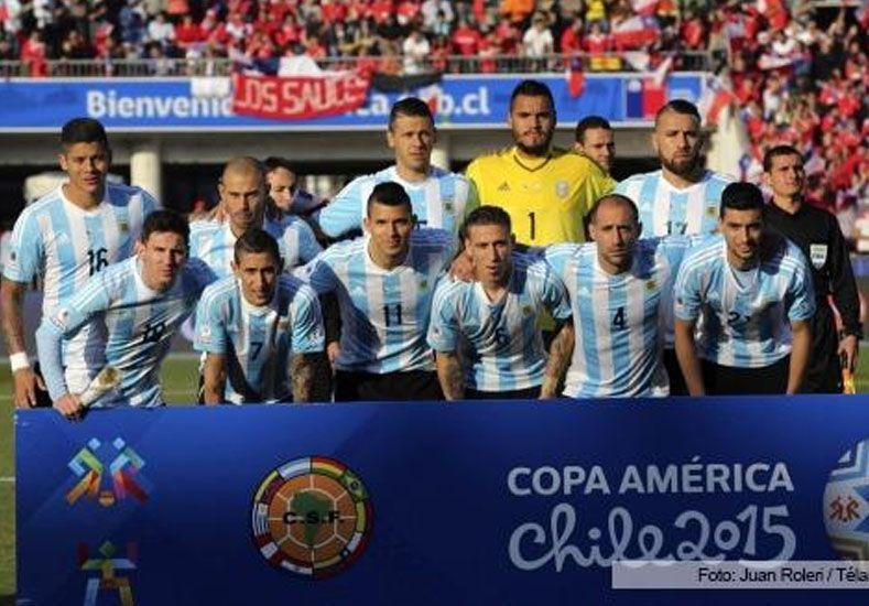 Argentina ocupa el primer puesto del ranking mundial de fútbol