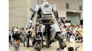 EUA y Japón acuerdan la primera pelea de robots gigantes