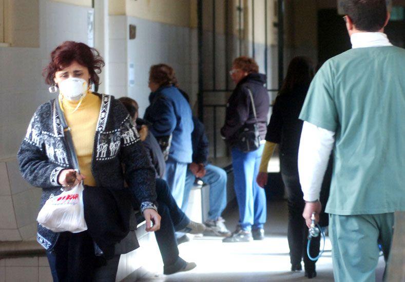 Fallecieron dos personas por Gripe A en la ciudad