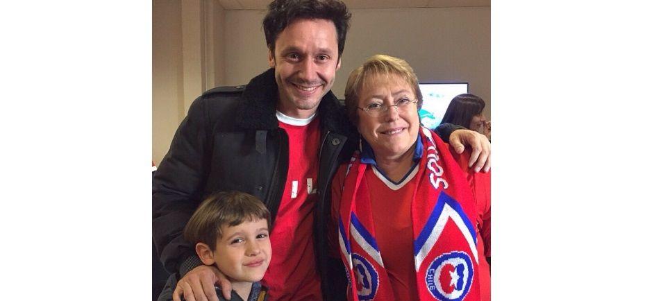 La foto de Benjamín Vicuña que generó repudio de los chilenos en Instagram