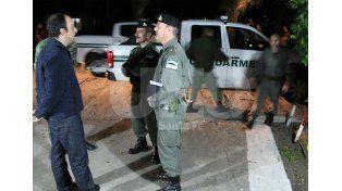 El Intendente encabezará una reunión de trabajo con Gendarmería
