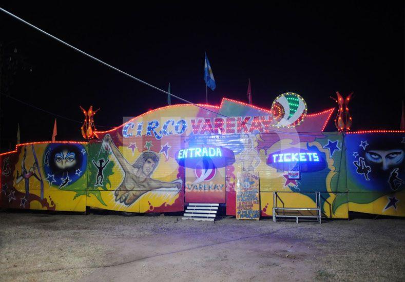 El circo VareKay