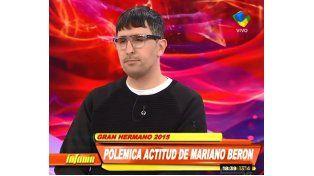 Gran Hermano 2015: Mariano, otra vez eje de la polémica por sus conductas