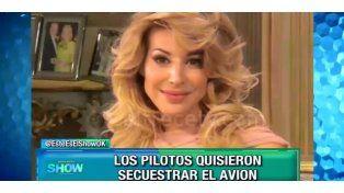 ¿Los pilotos querían secuestrar el avión y llevar a Vicki Xipolitakis a Miami?